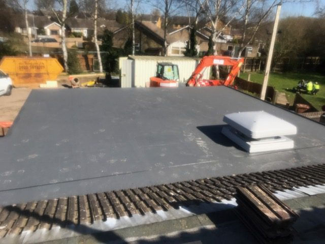 Grp Flatroof Synergy Roofing